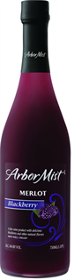 Arbor Mist Merlot Blackberry 750ml - Case of 12